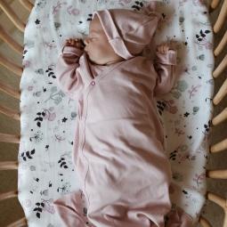 Śpij-worek pink star