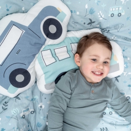 Indigo race junior komplet kołdra i poduszka