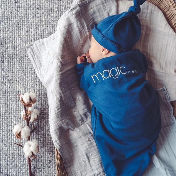 Śpij-worek blue magic